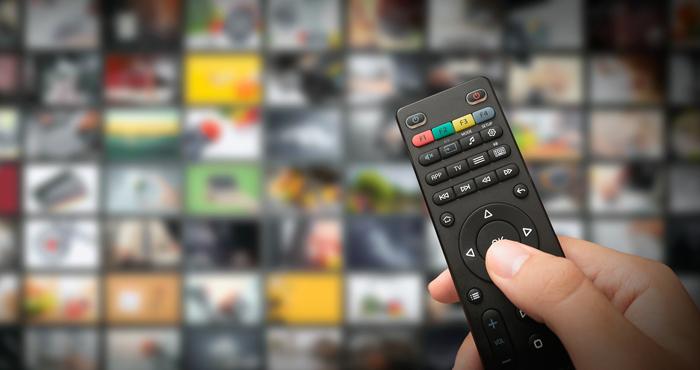 Tv streaming app